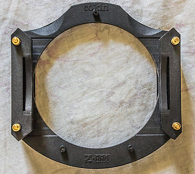 Cokin Z Pro filter holder and Cokin 62mm adapter ring. Genuine.