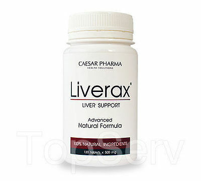Liverax - #1 Product Liver Support Cleanse Detox Lowers Cholesterol IT WORKS!