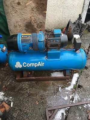 Used  Hydrovane V02 - Three / 3 Phase Compressor Good Working Order REDUCED!!!!