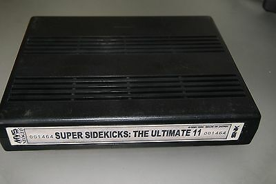 SUPER SIDEKICKS 4 THE ULTIMATE 11 neo-geo arcade machine MVS cart
