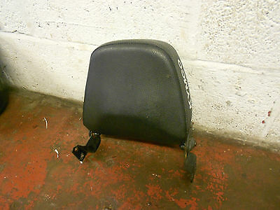 Kymco Agility 50 Rear seat passenger pillion rider backrest flip brackets