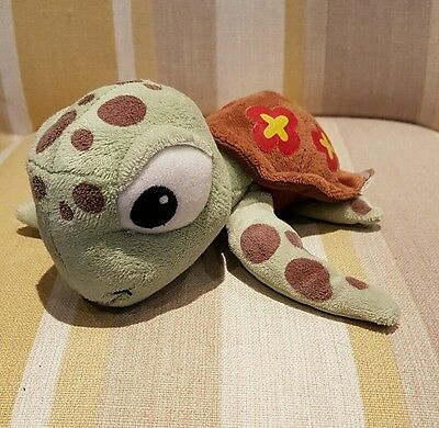 """Squirt from Finding Nemo 7"""" Plush Soft Toy by Disney"""