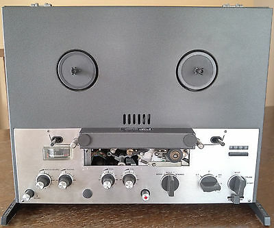 UHER VARIOCORD 263 Stereo Magnetophone Reel To Reel Tape Deck Recorder