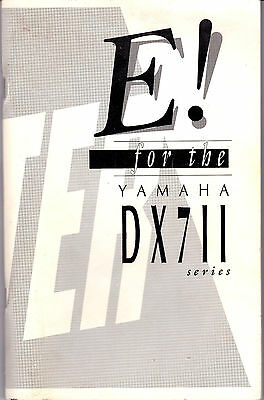 "Grey Matter E! for the YAMAHA DX7II series ""Instructions' Manual"" (in English)"