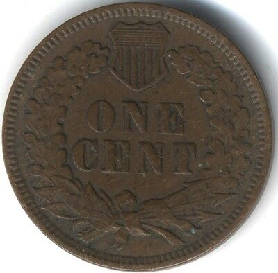 1871 U.S.A.Indian Head One Cent***Collectors***Scarce***