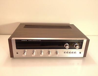 Lafayette LR 1100 Stereo Amplifier-Reciver (really good conditions-working 100%)