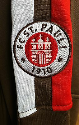 St Pauli Football Training Kit Gonther Celtic Bohemians Cult Ultra Worn Punk
