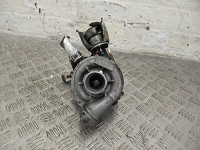 Peugeot Citroen Ford 1.6 Hdi Tdci 110Bhp Turbo Charger 9663199280