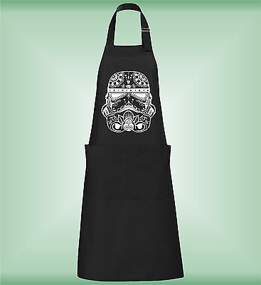 Stromtrooper Tattoo Star Wars Awesome Funny Kitchen Cooking Apron