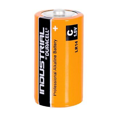 C Size Duracell Industrial Battery