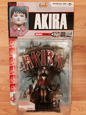 NEW Akira and Throne McFarlane Toys Action Figure, sealed. BNIB.Anime/Manga 1997