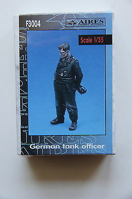 Aires F3004 1/35 German Panzer Officer, Mint Sealed Kit