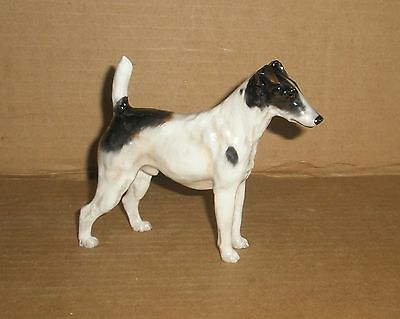 Royal Doulton dog 1040 Smooth Fox Terrier figurine