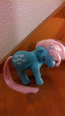 My little pony G1 Petit Poney Maman Bow Tie Noeuds papillons