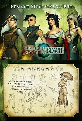 Through The Breach Female Multi-Part Kit