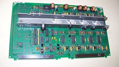 Agilent 08753-60949 Post Regulator board for 8753ES series network analyzer Part