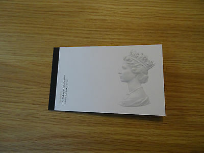 Stamp Book   Prestige Booklet  The Machin The Making Of A Masterpiece  2007