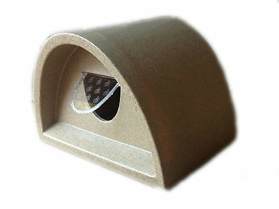 Amazing Price £49.50  Outdoor Cat Shelter/cat Kennel Plastic Cat House Moulded
