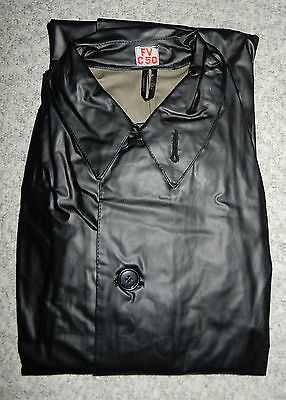 NEW RAIN COAT MANUFACTURED IN SWEDEN 1966, Rubber, Gummi, Regenmantel, Latex