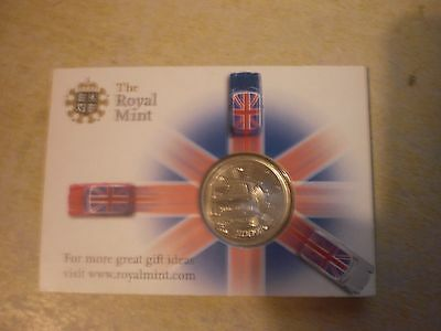 Royal Mint  - Mini Car 50th Anniversary Commemorative Coin Medal