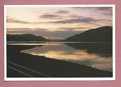 Unused Oversized 1990s Postcard - Moods Of Scotland Journey To Beyond
