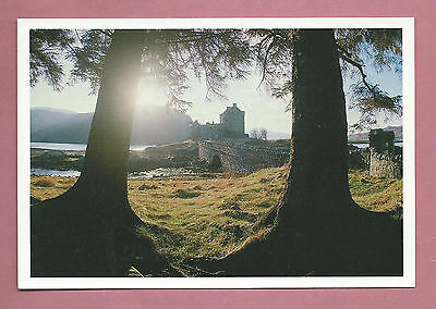 Unused Oversized 1990s Postcard - Eilean Donan Castle, Ross-Shire