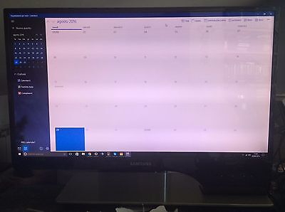 """Monitor Samsung Syncmaster S27A950D 27"""" 120 Hz Full Hd Series 9"""