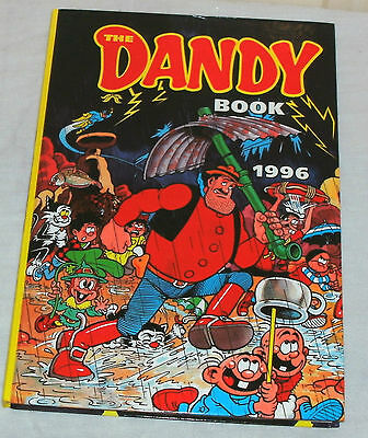 1996 Dandy Book Annual In Good Clean Unclipped Condition