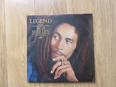 Bob Marley  Legend  The Best Of Bob Marley And The Wailers  Vinyl Lp