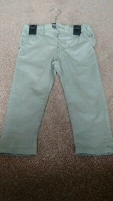 Boys trousers from next, age 9-12 months