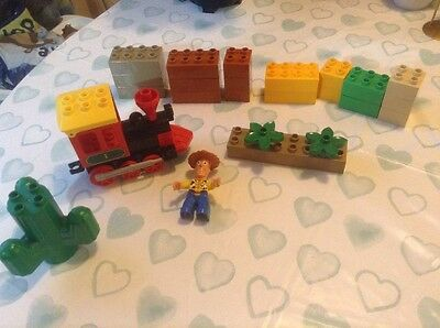 Toy Story Duplo Great Train Chase 5659 (INCOMPLETE)