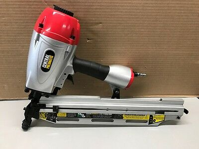 """Central Pneumatic 98751 3 In 1 Air Framing Nailer 2"""" To 3-1/2"""" (Gce022488)"""
