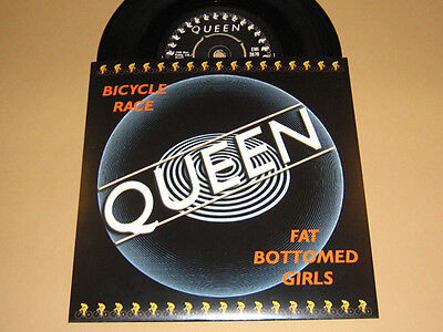 QUEEN - LOT 6 X RARE 45 ** QUEEN SINGLES ** With Diff.Sleeves