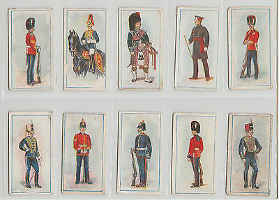 10 Ray & Co Cards: War Series 1915