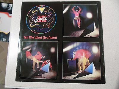 """Loose Ends - Tell Me What You Want - 12"""" Vinyl Single"""