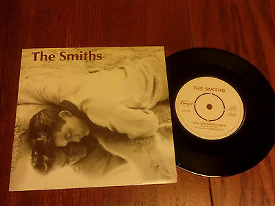 "The Smiths - This charming man - 7"" UK"