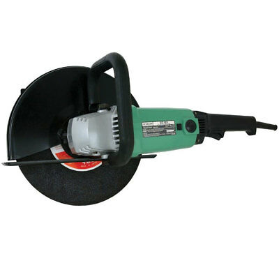 "15-Amp 12"" AC/DC Handheld Cut-Off Saw Hitachi CC12Y New"