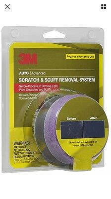 Scratch & Scuff Removal System 3M, 1kit 39071