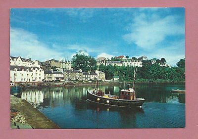 1975 Used Postcard - Portree From The Harbour, Isle of Skye