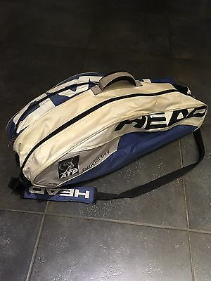 Borsone Tennis porta racchette HEAD official bag ATP