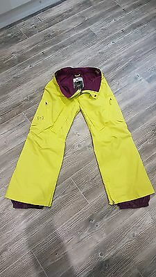 Womens Burton AK 2L Summit Snowboard Trousers (Size Medium) *REDUCED by  £20!*