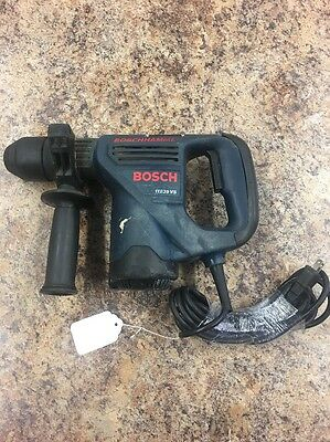 BOSCH 11239VS ROTARY HAMMER DRILL - Tested Working Great