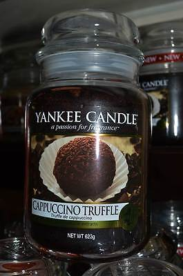 Yankee Candle Cappuccino Truffle 623 gr.