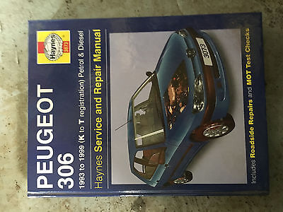 Peugeot 306 Haynes Workshop Manual