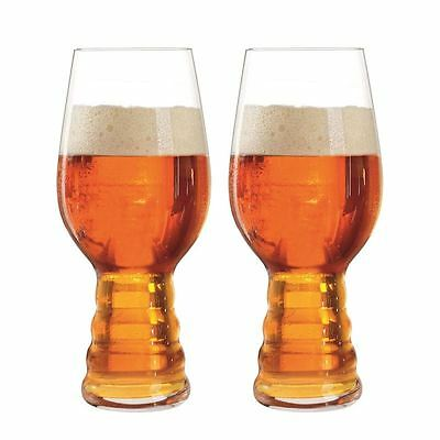 Spiegelau - Craft Beer - IPA Glass 540ml Set of 2 (Made in Germany)