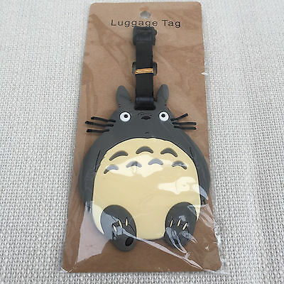 My Neighbour Totoro, Luggage Tag, Studio Ghibli, Anime, Non Official