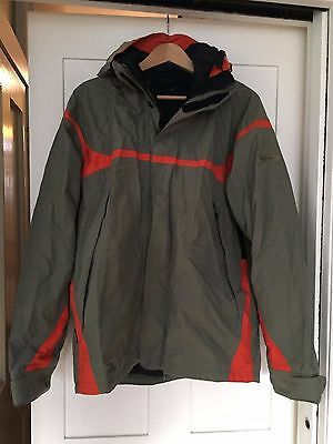 Men's Eider Goretex ski jacket size small