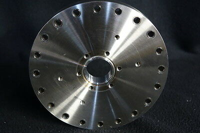 "MDC 8"" Conflat Vacuum Chamber High Vacuum Flange 2.75"" CF Adapter"
