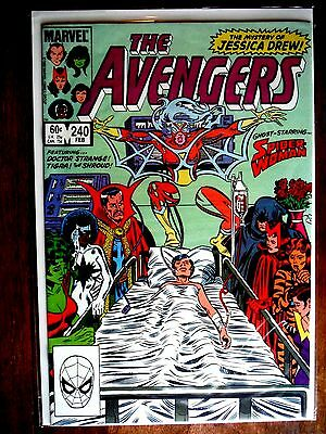 The Avengers Comic Book #240 Marvel 1983 NM/M