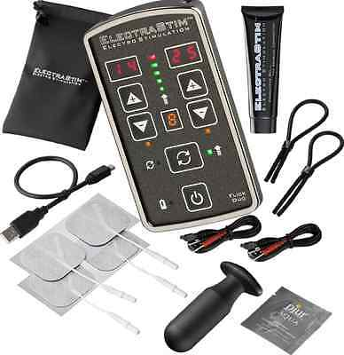 EM80M Electrastim estim / tens Flick Duo Kit  1 Day Dispatch Discreet Packing